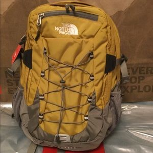 NWT The North Face Men's Borealis backpack